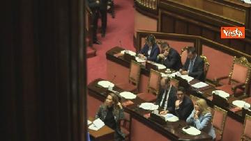 7 - Caso Diciotti, al Senato il voto su Salvini