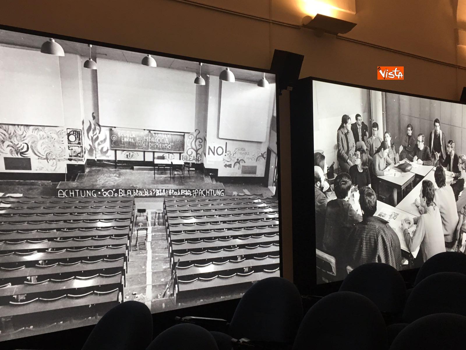 04-05-18 Dreamers1968 Le immagini della mostra organizzata dall AGI_34