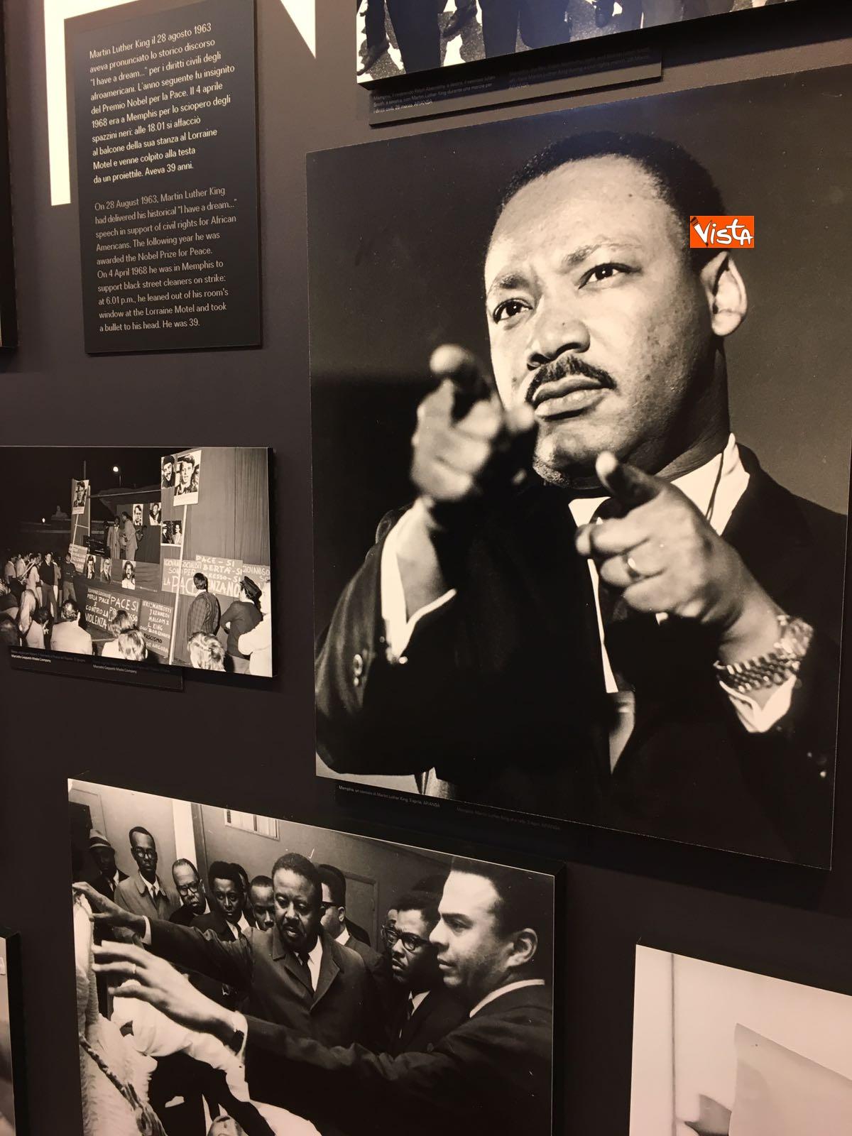 04-05-18 Dreamers1968 Le immagini della mostra organizzata dall AGI_30