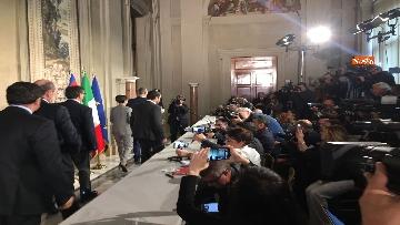 7 - Salvini al Quirinale dopo le consultazioni immagini