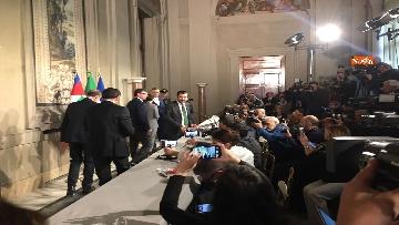 2 - Salvini al Quirinale dopo le consultazioni immagini