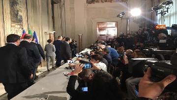 6 - Salvini al Quirinale dopo le consultazioni immagini