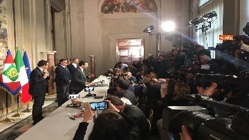 9 - Salvini al Quirinale dopo le consultazioni immagini