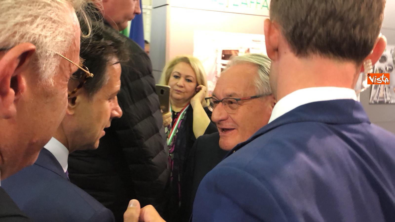 24-10-18 Conte all'Expocenter di Mosca con gli imprenditori italiani 4