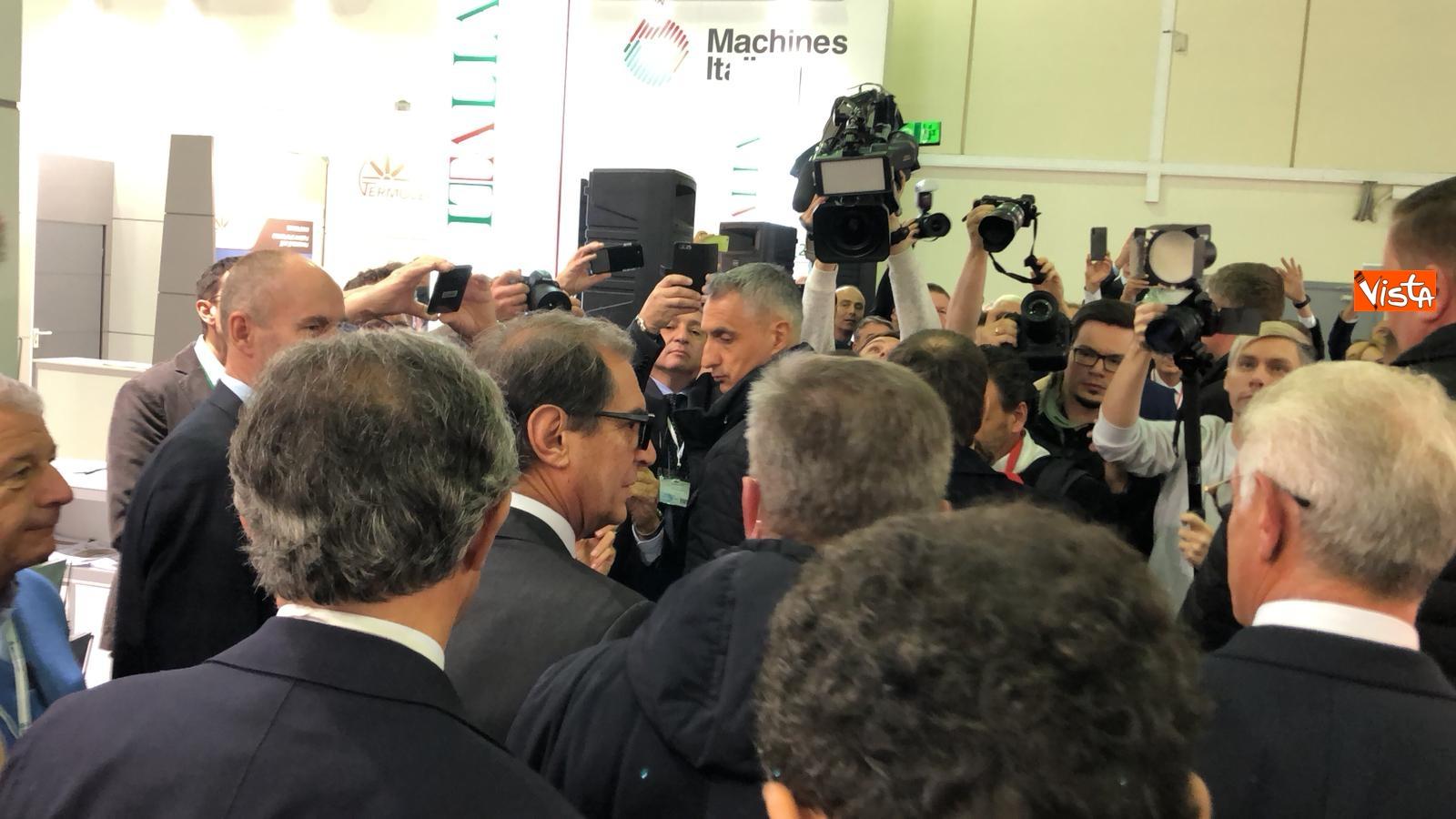 24-10-18 Conte all'Expocenter di Mosca con gli imprenditori italiani 8