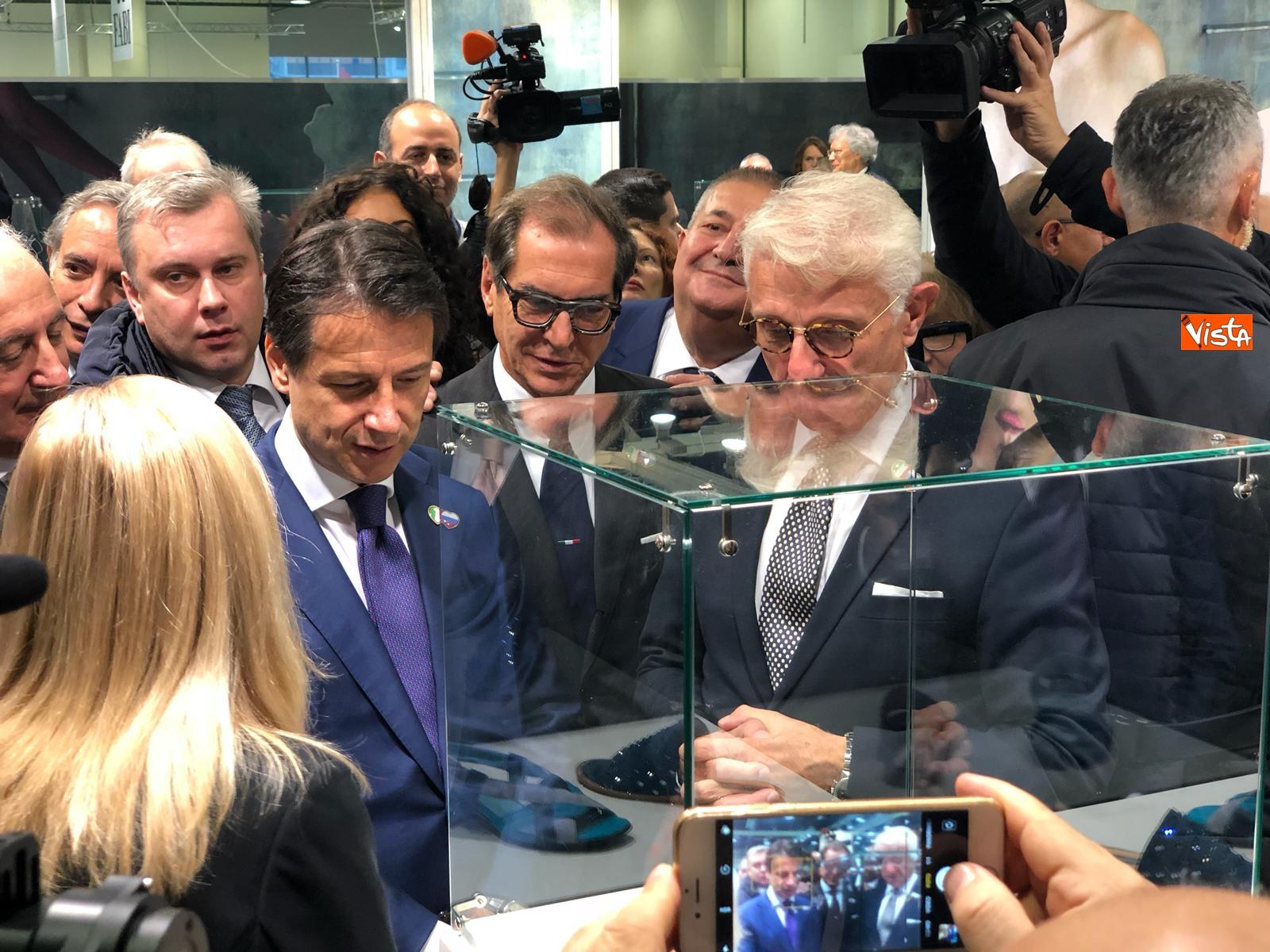 24-10-18 Conte all'Expocenter di Mosca con gli imprenditori italiani 1