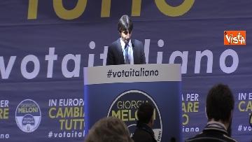 4 - La conferenza programmatica di Fratelli d'Italia a Torino