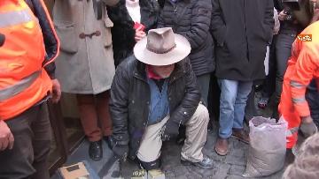 3 - Ripristinate le pietre d'inciampo nel quartiere Monti a ROma