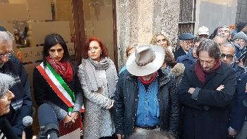 5 - Ripristinate le pietre d'inciampo nel quartiere Monti a ROma