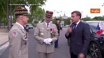 1 - La parata per la Festa Nazionale francese, le immagini