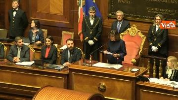 8 - Casellati eletta presidente del Senato