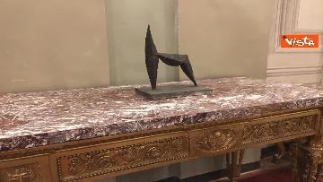 18 - Quirinale contemporaneo, l'arte e il design del periodo repubblicano nella Casa degli Italiani