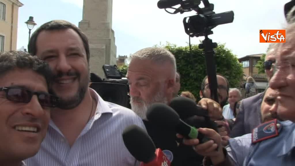 20-05-18 Salvini Fratelli d'Italia non posso forzare nessuno, ma starebbe bene nel Governo 00_204576130792635052937