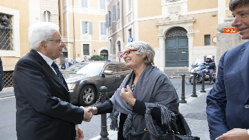 1 - Mattarella al 50esimo anniversario della scomparsa dell'On. Giulio Pastore
