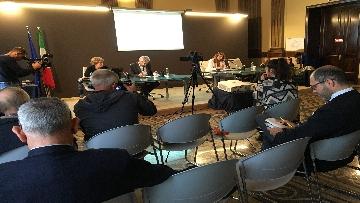 7 - Il presidente dell'Inps Boeri conferenza ''L'estratto contributivo dei dipendenti pubblici. Stato dell'arte e prospettive''