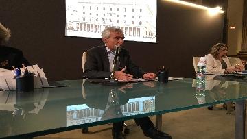 6 - Il presidente dell'Inps Boeri conferenza ''L'estratto contributivo dei dipendenti pubblici. Stato dell'arte e prospettive''