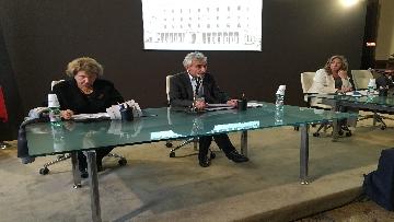 5 - Il presidente dell'Inps Boeri conferenza ''L'estratto contributivo dei dipendenti pubblici. Stato dell'arte e prospettive''