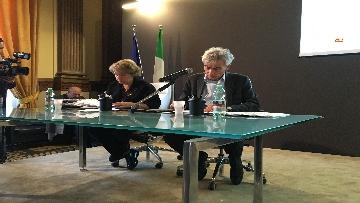 9 - Il presidente dell'Inps Boeri conferenza ''L'estratto contributivo dei dipendenti pubblici. Stato dell'arte e prospettive''