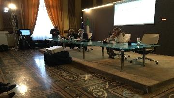 8 - Il presidente dell'Inps Boeri conferenza ''L'estratto contributivo dei dipendenti pubblici. Stato dell'arte e prospettive''