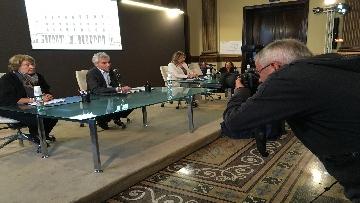 3 - Il presidente dell'Inps Boeri conferenza ''L'estratto contributivo dei dipendenti pubblici. Stato dell'arte e prospettive''