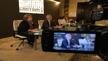 2 - Il presidente dell'Inps Boeri conferenza ''L'estratto contributivo dei dipendenti pubblici. Stato dell'arte e prospettive''