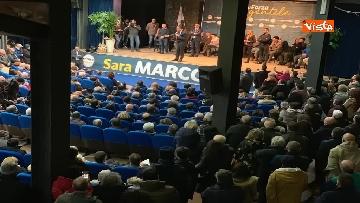 4 - Di Maio ad Avezzano con la candidata M5s alle regionali Sara Marcozzi