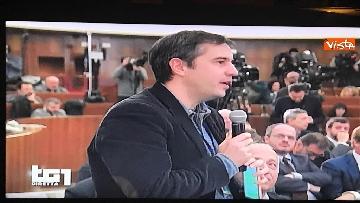 1 - La conferenza stampa di fine anno del presidente del Consiglio Giuseppe Conte