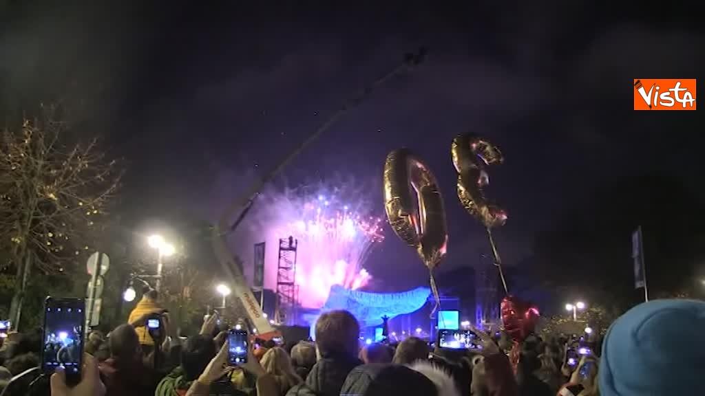 09-11-19 I festeggiamenti a Berlino per il 30_09. anniversario della caduta del muro