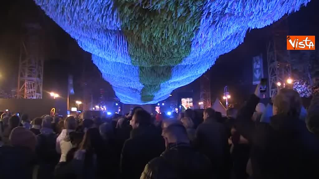09-11-19 I festeggiamenti a Berlino per il 30_02. anniversario della caduta del muro