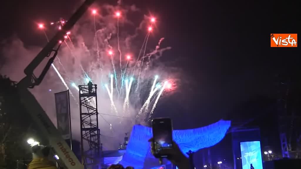 09-11-19 I festeggiamenti a Berlino per il 30_08. anniversario della caduta del muro