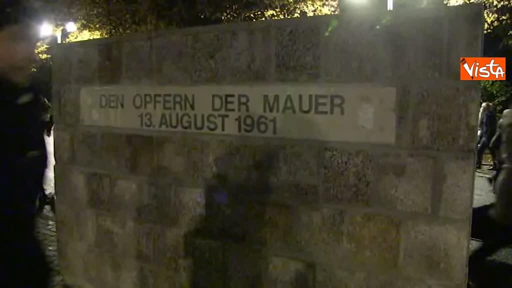 09-11-19 I festeggiamenti a Berlino per il 30_07. anniversario della caduta del muro