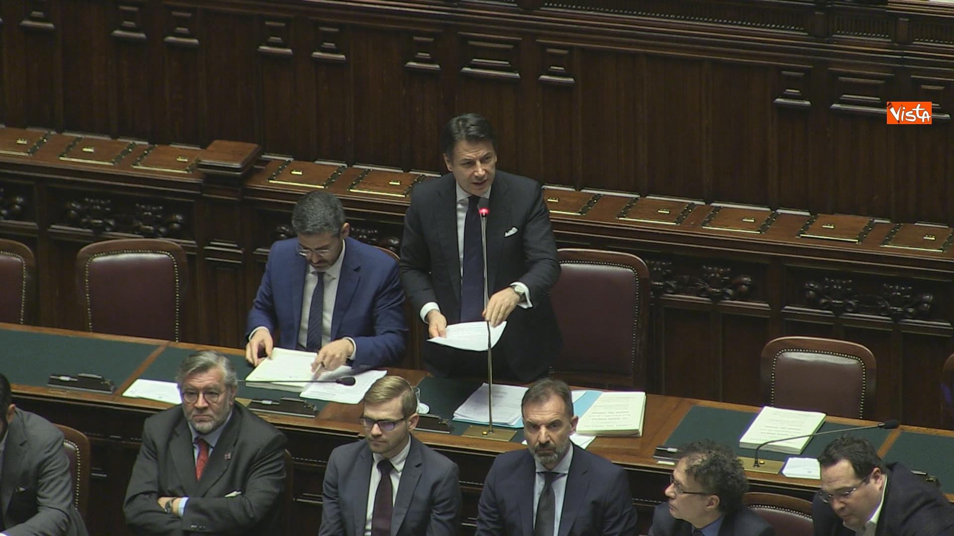 19-03-19 Conte riferisce in Aula Camera su Consiglio Ue e Via della seta immagini_13