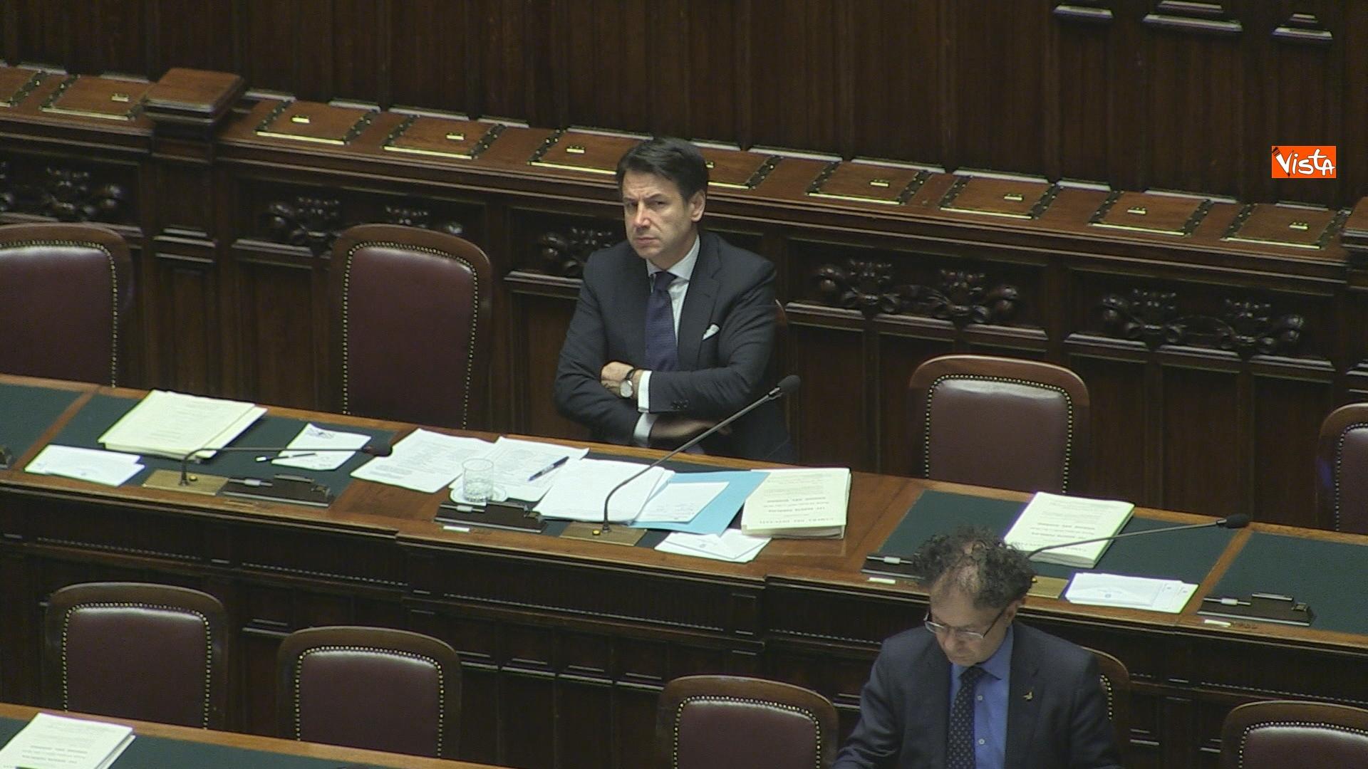 19-03-19 Conte riferisce in Aula Camera su Consiglio Ue e Via della seta immagini_11