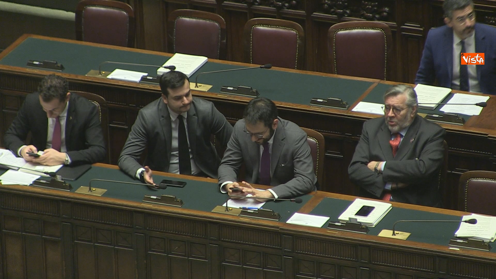 19-03-19 Conte riferisce in Aula Camera su Consiglio Ue e Via della seta immagini_07
