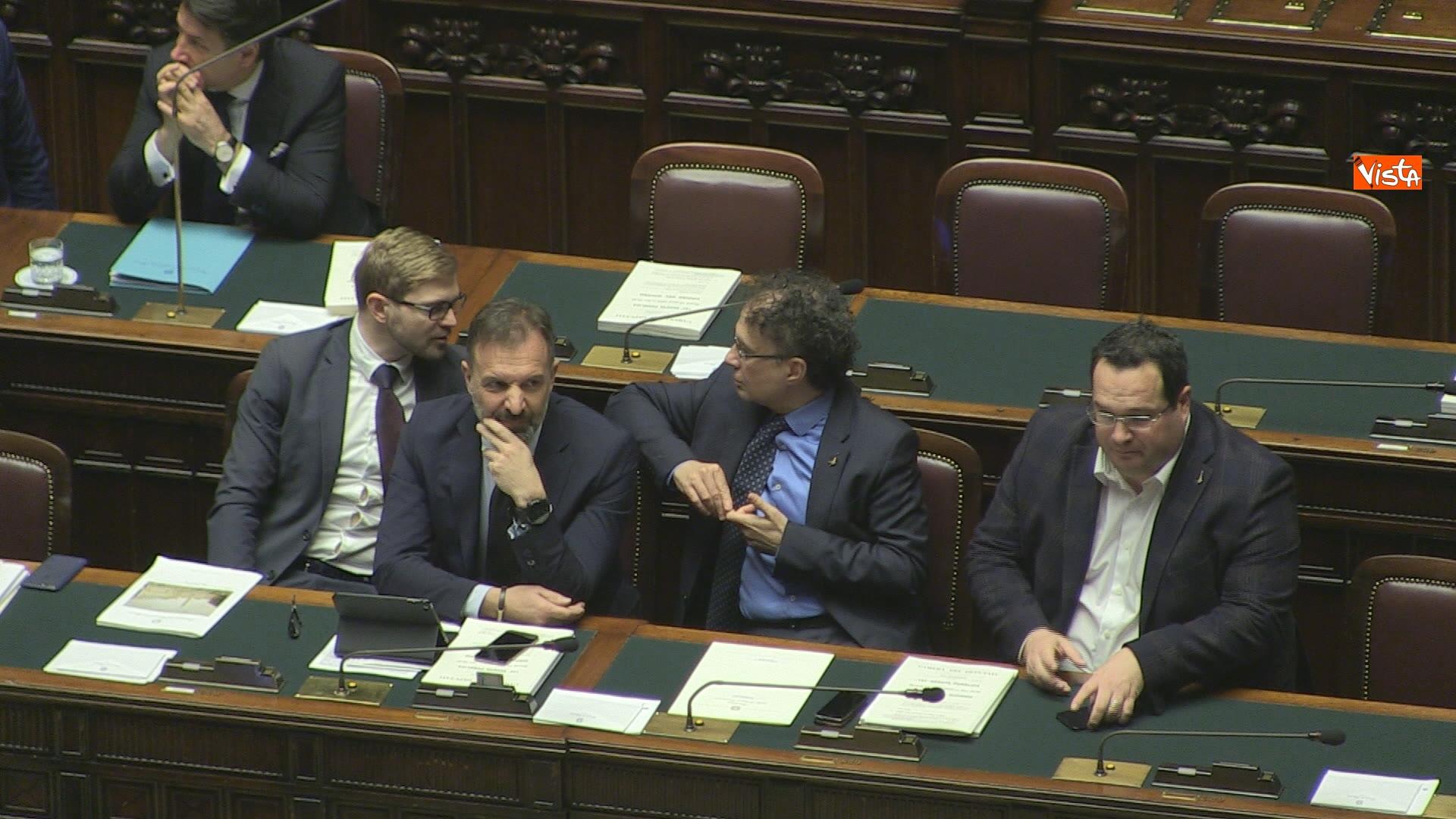 19-03-19 Conte riferisce in Aula Camera su Consiglio Ue e Via della seta immagini_06