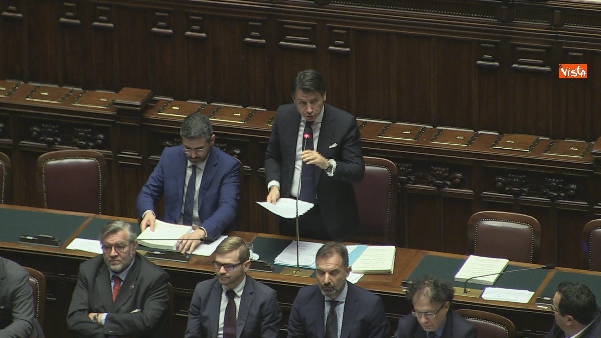19-03-19 Conte riferisce in Aula Camera su Consiglio Ue e Via della seta immagini_09
