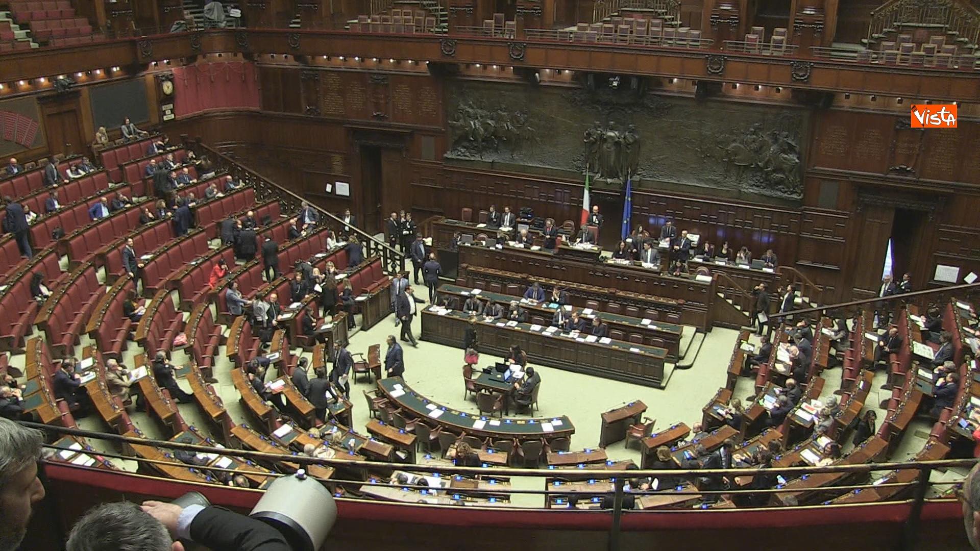 19-03-19 Conte riferisce in Aula Camera su Consiglio Ue e Via della seta immagini_03