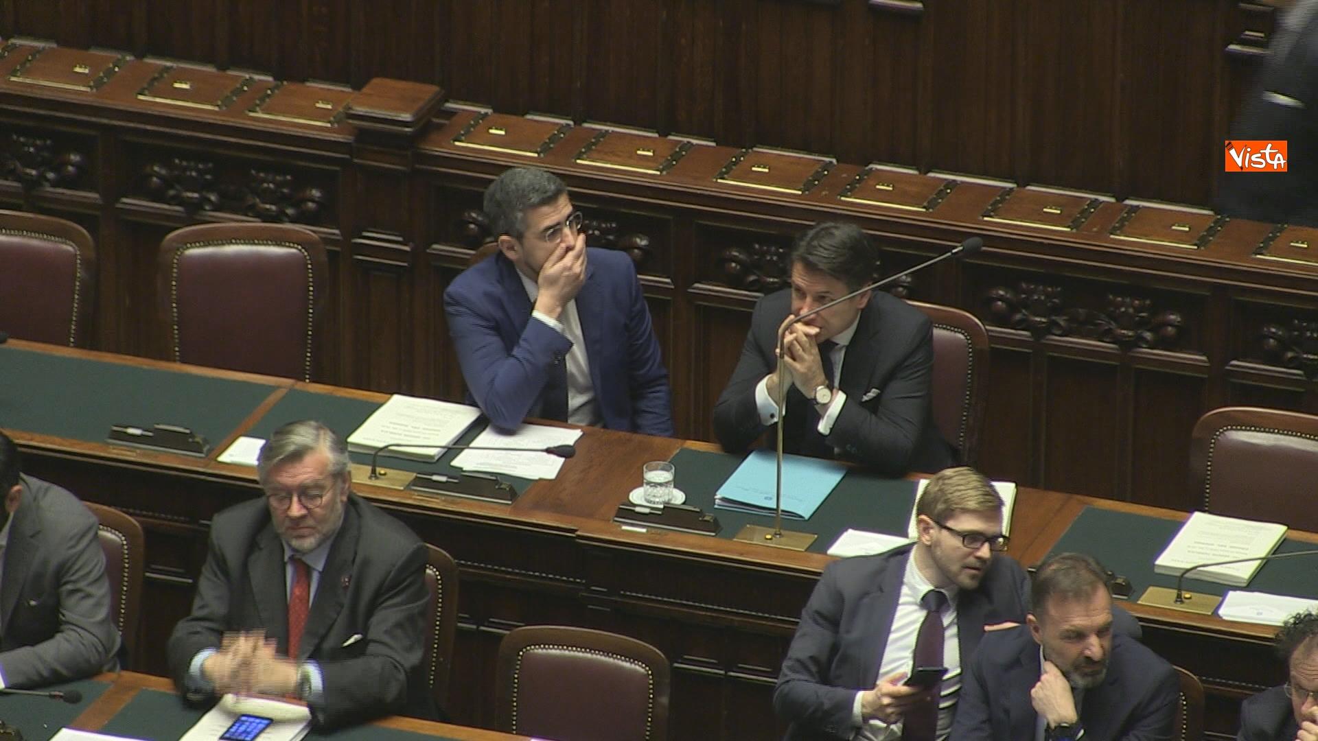 19-03-19 Conte riferisce in Aula Camera su Consiglio Ue e Via della seta immagini_04