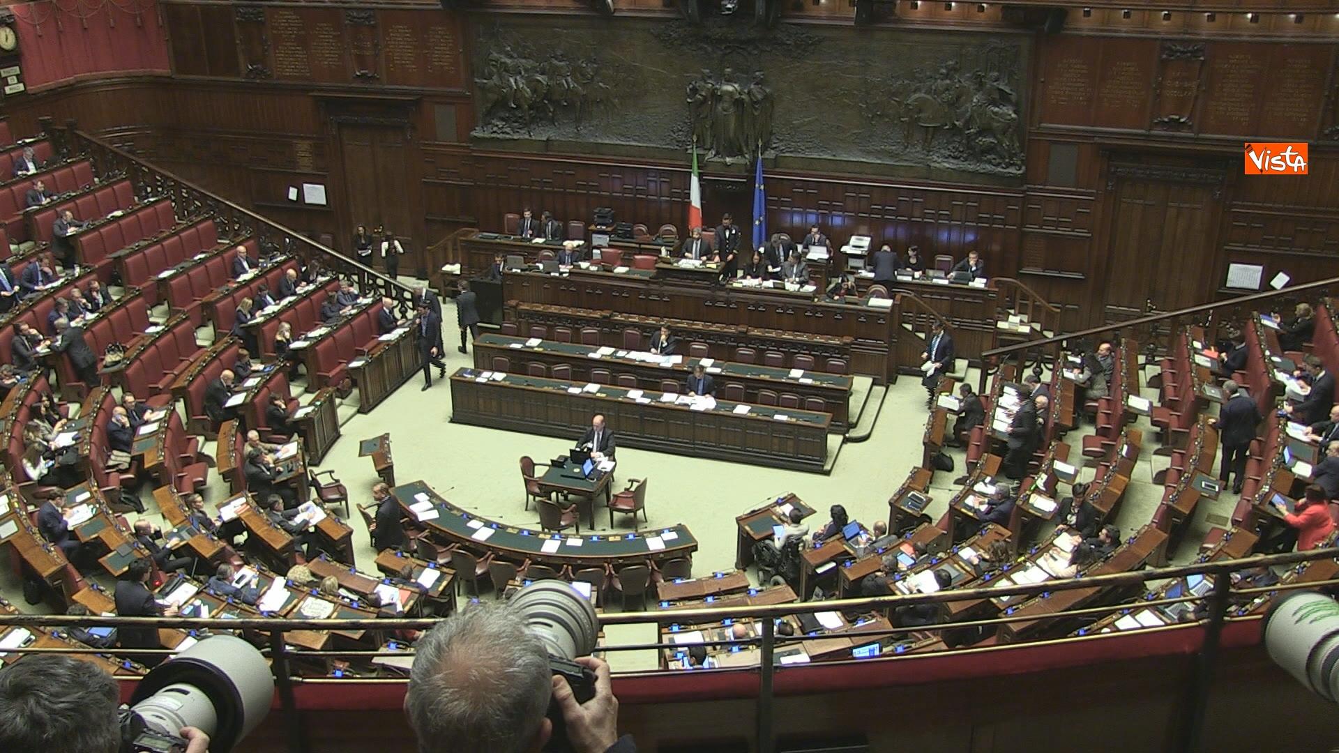 19-03-19 Conte riferisce in Aula Camera su Consiglio Ue e Via della seta immagini_10