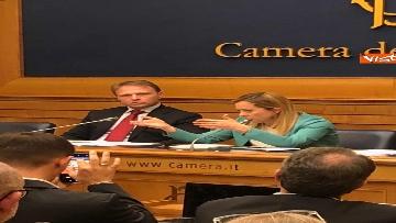 4 - FdI con Meloni presenta mozione a tutela delle libere professioni