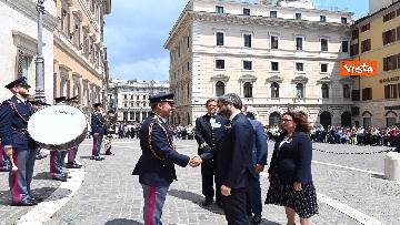 5 - La Fanfara della Polizia a Montecitorio Porte Aperte