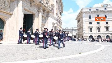 2 - La Fanfara della Polizia a Montecitorio Porte Aperte
