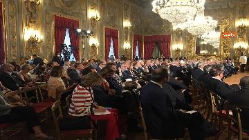 7 - Mattarella riceve il Ventaglio dall'Associazione Stampa Parlamentare al Quirinale