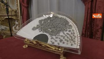 3 - Mattarella riceve il Ventaglio dall'Associazione Stampa Parlamentare al Quirinale