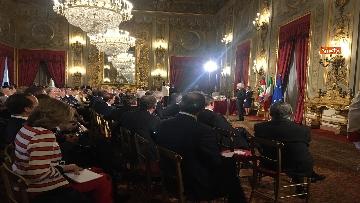 6 - Mattarella riceve il Ventaglio dall'Associazione Stampa Parlamentare al Quirinale