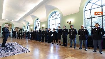 3 - Mattarella consegna decorazioni dell'Ordine militare