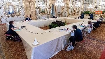 5 - Mattarella riceve direttrice generale Unesco Azoulay