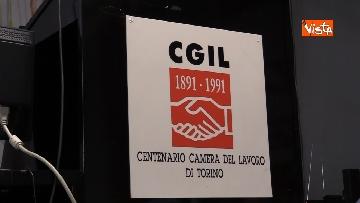 4 - Landini a Torino alla Presentazione del Protocollo regionale contro lo sfruttamento e il lavoro nero