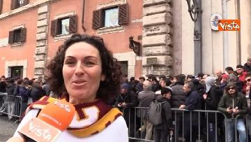 7 - Roma Liverpool Madre Rossella e suoi figli, le emozioni per i primi biglietti