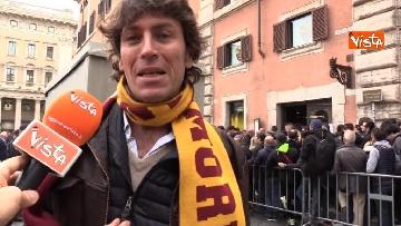 6 - Roma Liverpool Madre Rossella e suoi figli, le emozioni per i primi biglietti